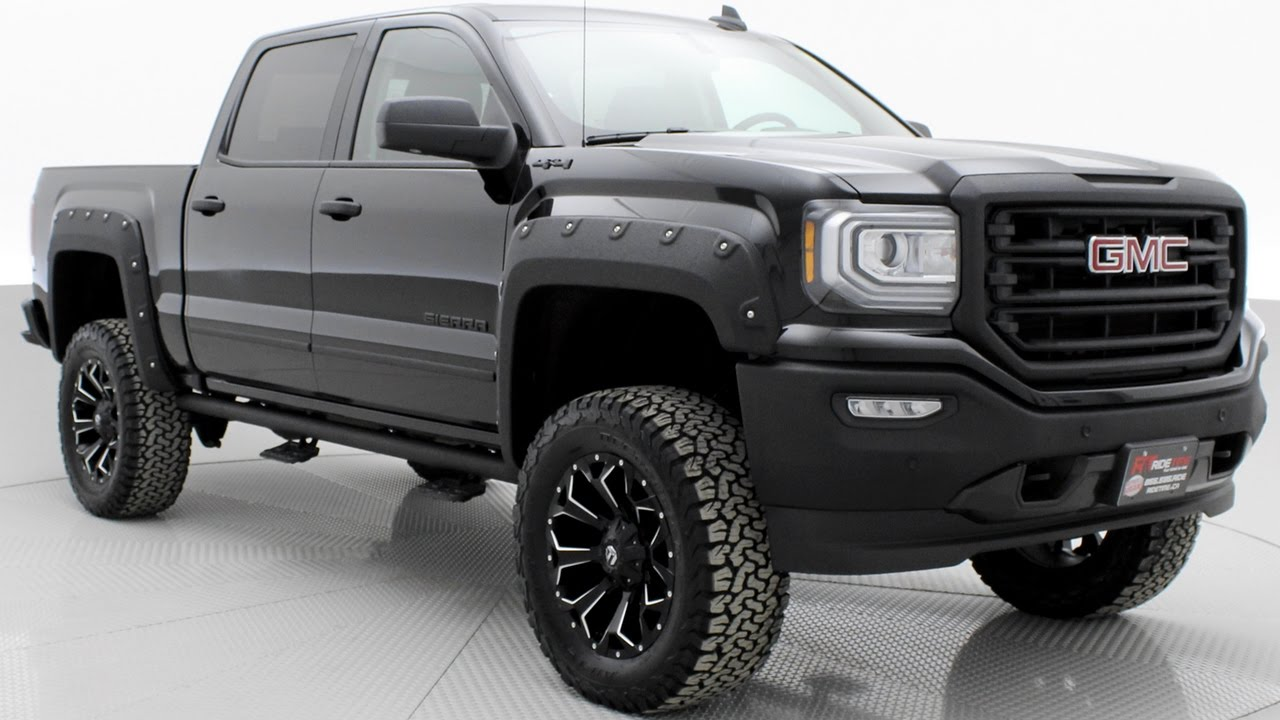 lifted 2017 gmc sierra 1500 slt by rtxc in winnipeg mb canada ride time. Black Bedroom Furniture Sets. Home Design Ideas