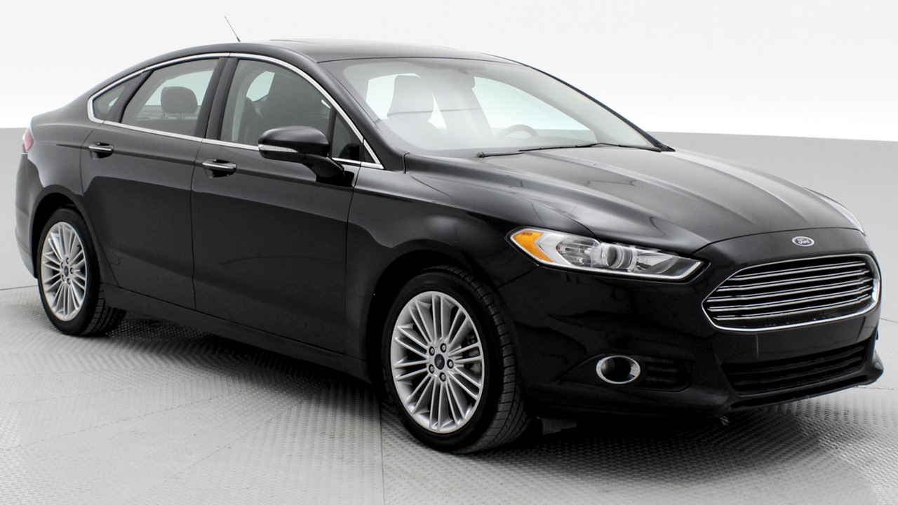 2016 Ford Fusion SE AWD in Winnipeg, MB