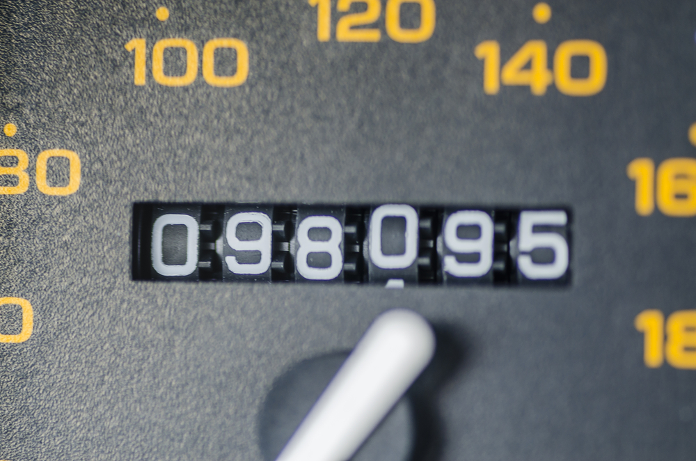 does mileage matter when buying a used car ride time