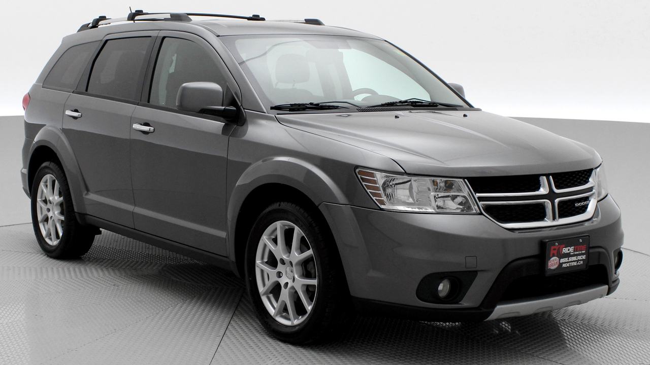 Buy Cheap Used Cars >> 2012 Dodge Journey RT AWD from Ride Time in Winnipeg, MB Canada | Ride Time