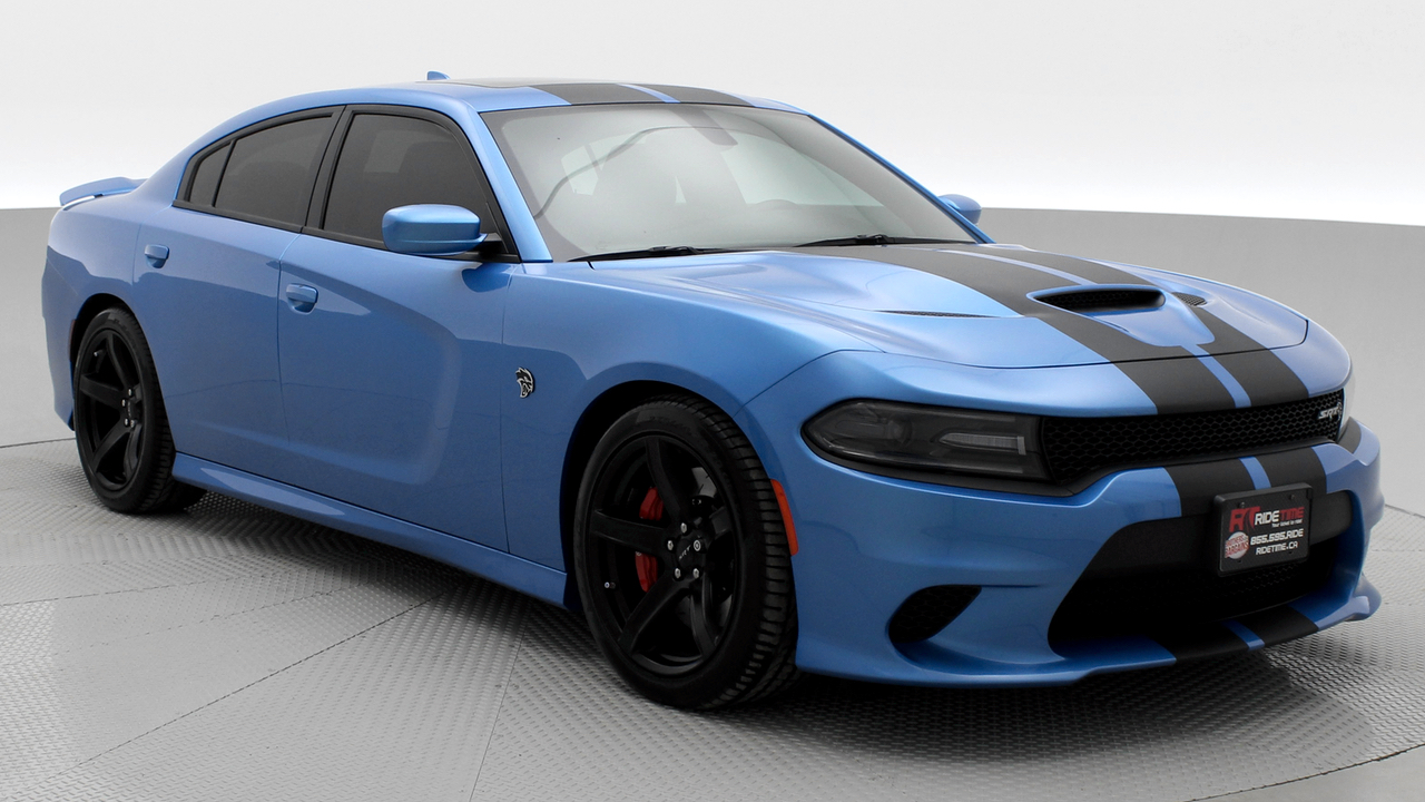 2018 Dodge Charger Srt Hellcat From Ride Time In Winnipeg Mb Canada Ride Time